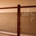 balustrada sticla laminata