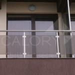 balustrada sticla laminata iasi