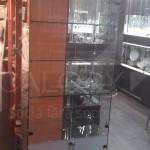vitrina din sticla